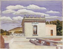 Saltillo Mansion by Edward Hopper