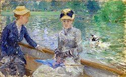 Summer's Day by Berthe Morisot