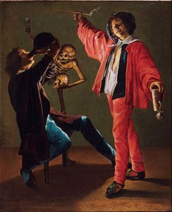 The Last Drop by Judith Leyster
