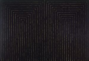 The Marriage of Reason and Squalor, II by Frank Stella