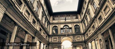 The Uffizi Gallery