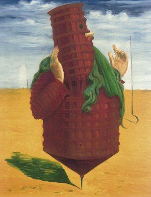 Ubu Imperator by Max Ernst