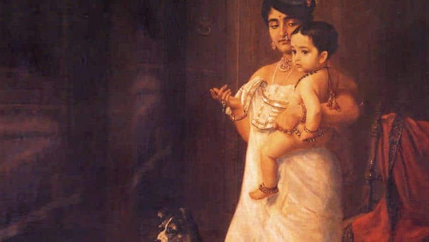 Motherhood in art